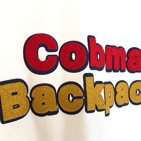 COBMASTER(コブマスター)ベーシックシルエットTシャツ cobmaster BACK PACKERS(MENS)