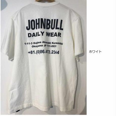 Johnbull(ジョンブル)プリントTシャツ デイリー メンズ