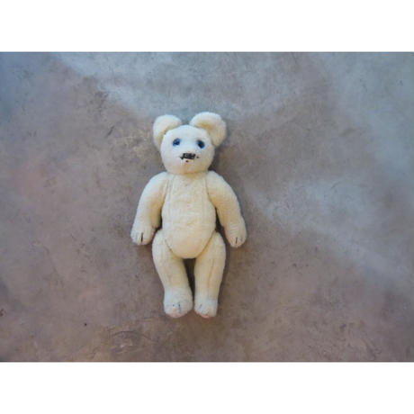 vintage Polar Bear doll