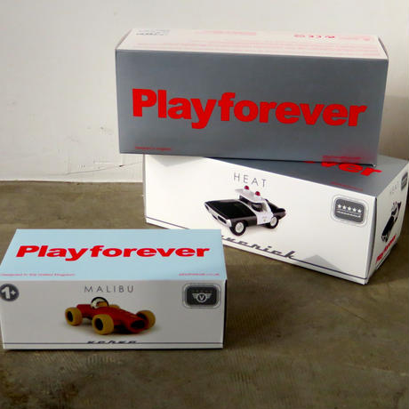 PLAY FOREVER  MARVERICK THUNDERLANE