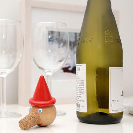 Honest Boy Bottle Stopper