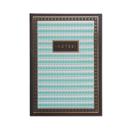 Chase & Wonder  ART DECO (DIAMONDS) NOTE BOOK