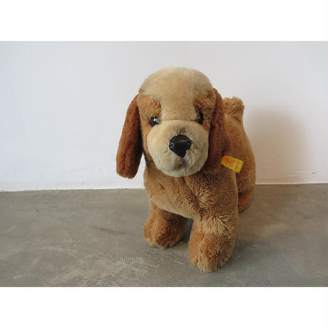 Steiff  ( シュタイフ )  社製  vintage west Germany dog