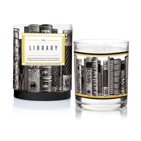 当店直輸入品/イギリス生まれのキャンドル Chase & Wonder THE LIBRARY LUXURY SCENTED CANDLE