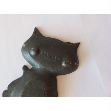 vintage cats ashtray