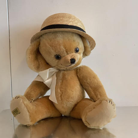 CLASKA 麦わら帽子 麦わら帽子 48cm 1歳児ベビー