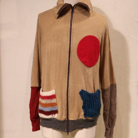 Acrylic Knit Re-make  アップサイクル