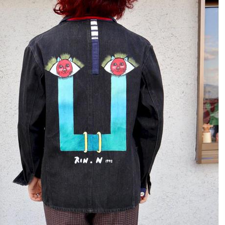 手描き ユニークジャケット WATERSLIDER