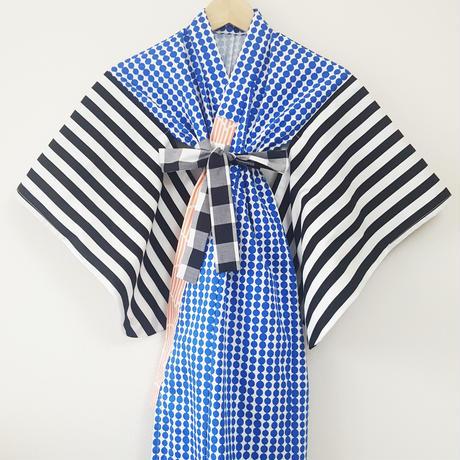 GIRL 浴衣(こども)※帯なし S(100)