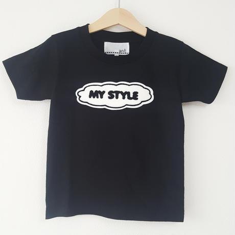 MY STYLE Tシャツ(こども)BLACK