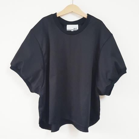 プルオーバービッグシャツ(こども)BLACK