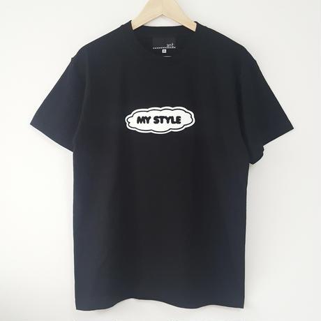 MY STYLE Tシャツ(おとな)BLACK