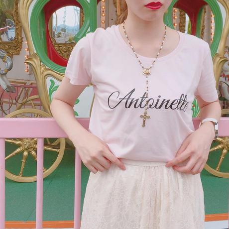 original Antoinette logo  T-shirt