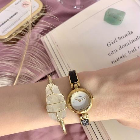 vintage Courreges bracelet watch