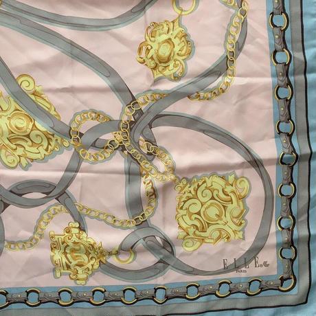 vintage ELLE scarf