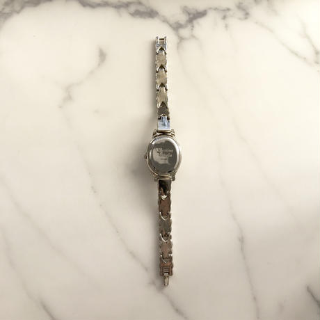 vintage  VALENTINO michelle cameo watch Ssize