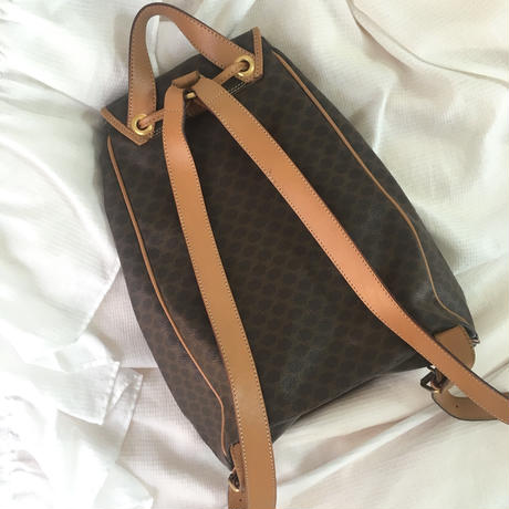 vintage CELINE backpack