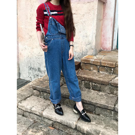 vintage   TOMMY HILFIGER  denim over all