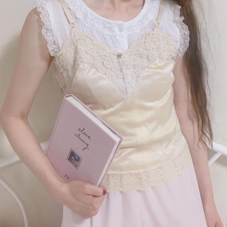 vintage rose camisole