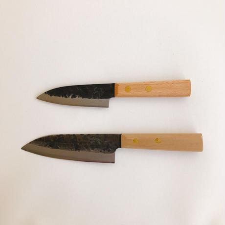 打ち刃物 くだものナイフ M / 山の形