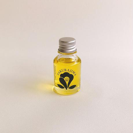桜島のつばき油 20ml / 桜島ミュージアム