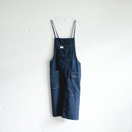 aobouzu daily work apron【CUMOコラボ商品・送料込み】