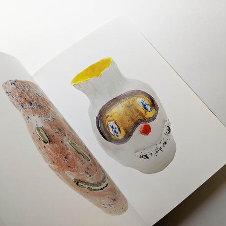 FACEPOTS (BOOK) / Dan McCarthy