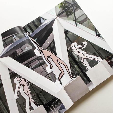 YEAR BOOK 2012 / Julian Opie *Damaged