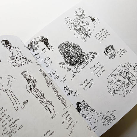 EVERY PERSON IN NEW YORK VOL 2 / Jason Polan