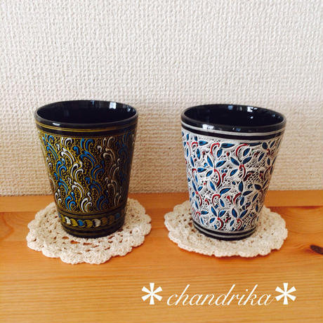 漆工房のハンドメイドカップ