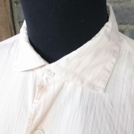"mid 20th c. german victorian shirts ""soft pink"""