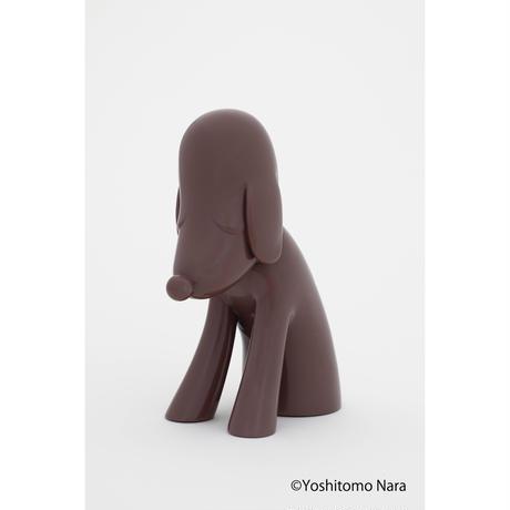 青森県立美術館限定「あおもり犬貯金箱」ココア