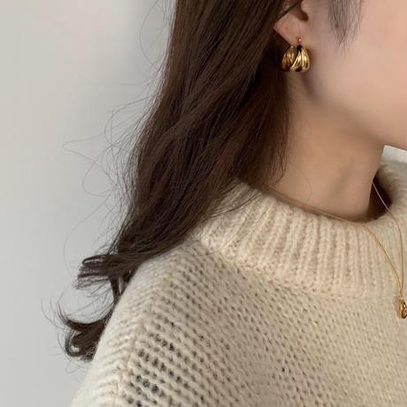 silver925 melting pierce