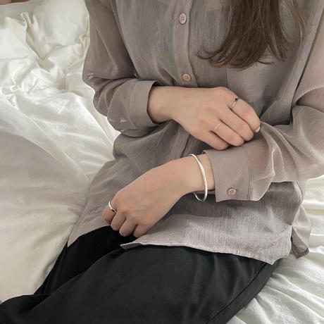 silver925 ordinary ring