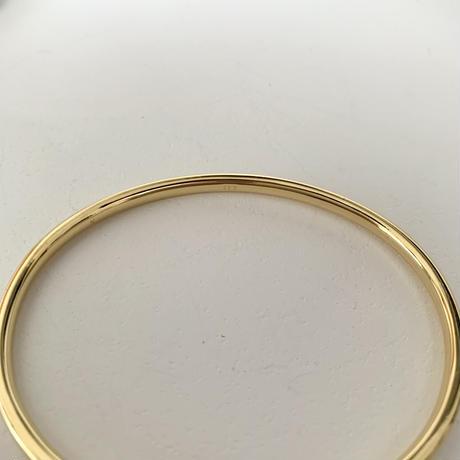 silver925 round bangle