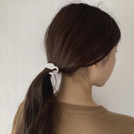 cross hairclip