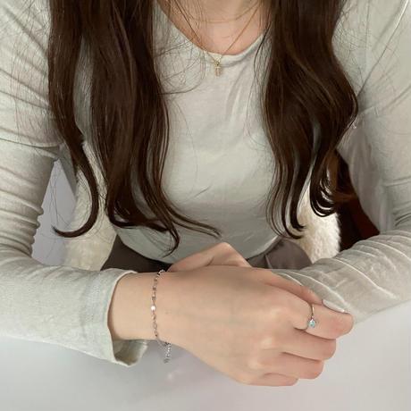 silver925 classy bracelet