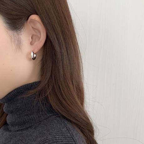 silver925 bold pierce