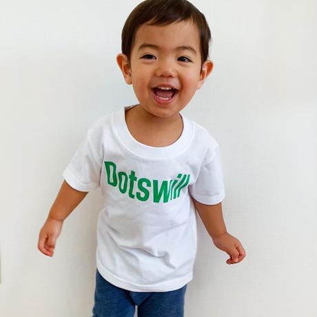 Dotswill キッズTシャツ  LOGO