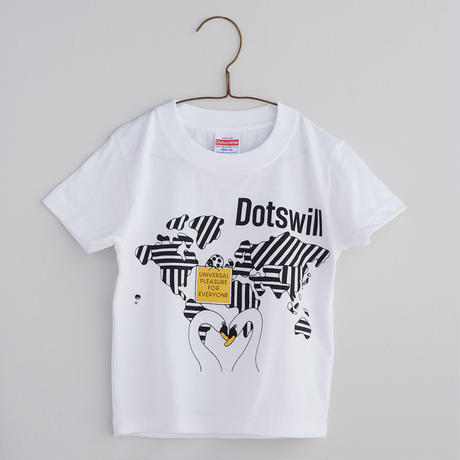 Dotswill キッズTシャツ  SWAN