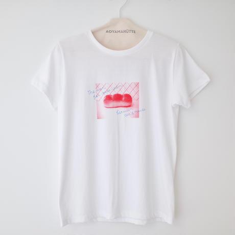 あお山ヒュッテ    コッペパンTシャツ