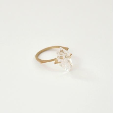 imago |  Herkimer ring