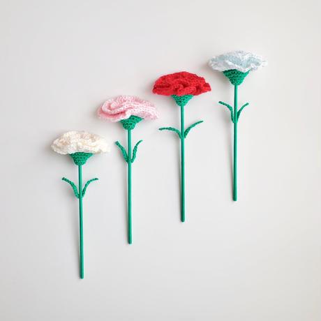 あお山ヒュッテ  |  Blooming lollipop カーネーション
