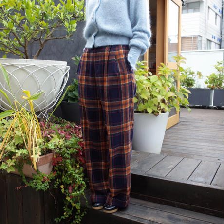 SOWA |  「foggy foggy」For the kitten trousers