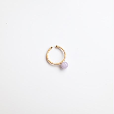 KIKKOU |  one ball earcuff