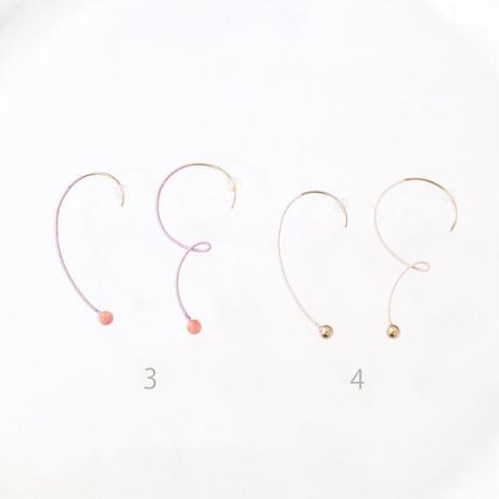 KIKKOU |  no.37 pair pierce