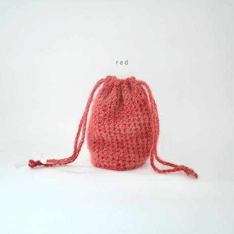 acco | mohair mini bag