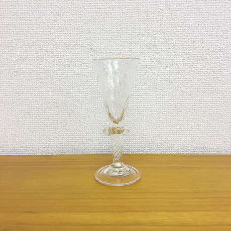 KOMAKI GLASS / Cocktail Glass High / Clear
