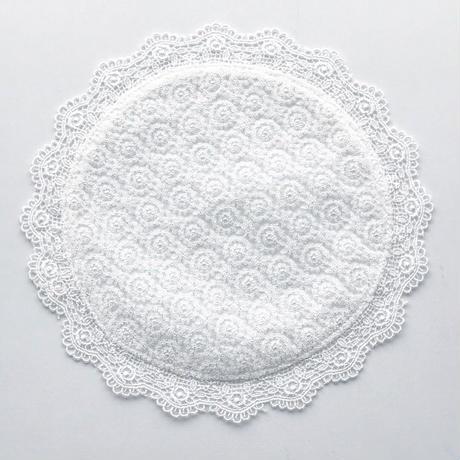 point de Japon / Doily (M) / Off White