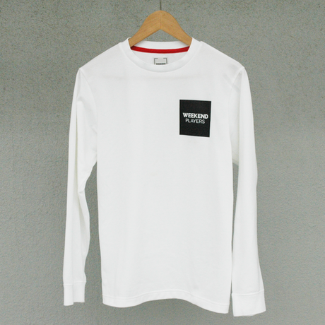 【限定予約生産】 LONG TSHIRTS(White)